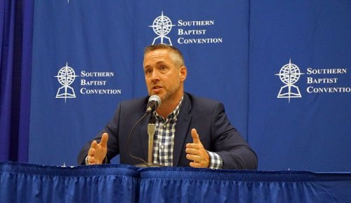 SBC President JD Greear calls Saddleback Church's decision to ordain women 'disappointing'
