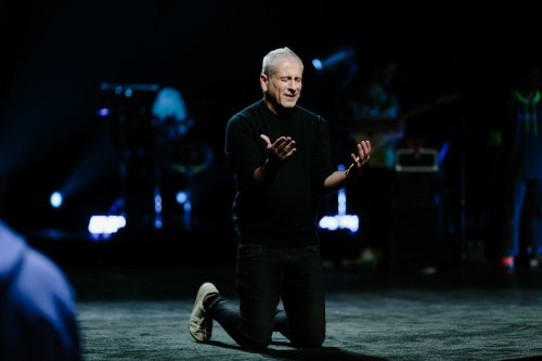 Louie Giglio dismantles the 'big lie' Satan sells humans in the midst of spiritual battle