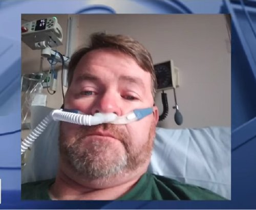 After battle with COVID-19, pastor says 'I was wrong' to not get vaccinated