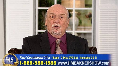 'Jim Bakker Show' guest claims asteroid will hit Earth in 2029, lead to rise of Antichrist