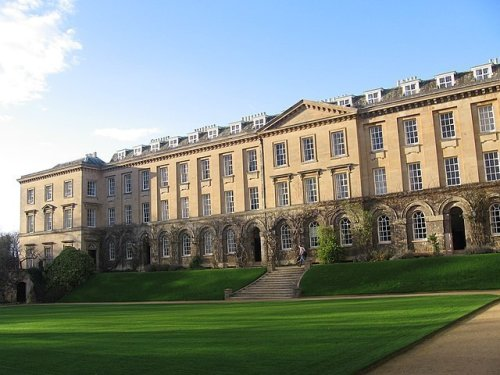 Oxford college apologizes for hosting Christian group's conference after students complain
