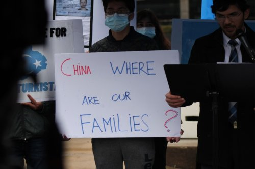 ICC complaint says China rounding up Uyghurs who fled to other countries: 'Never heard from again'