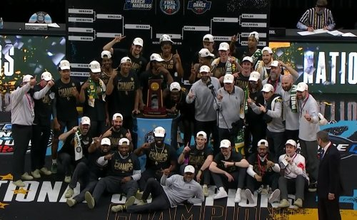 Baylor men's basketball wins 1st national championship with culture of 'Jesus, Others, Yourself'