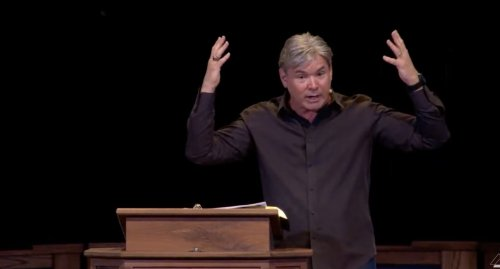 Megachurch Pastor Jack Hibbs says COVID-19 is real, but the world's reaction to virus is 'demonic'