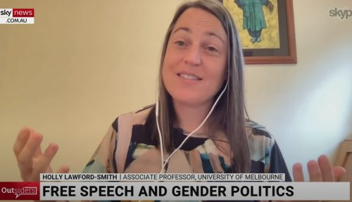 Feminist academic targeted over advocacy for sex-segregated spaces, criticism of trans ideology