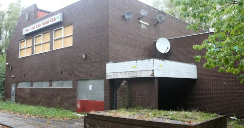 Empty Longbenton social club building could be pulled down