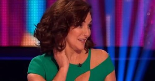 Strictly's Shirley Ballas seeing doctor as viewers spot 'lumps' under her arm'