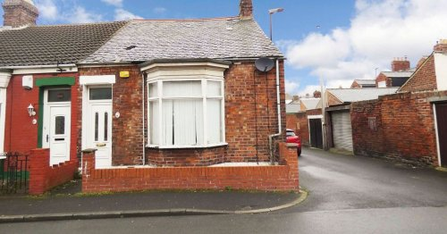 This £25k Sunderland property is one of the most viewed houses on Zoopla
