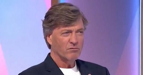Richard Madeley takes charge as Loose Women becomes Loose Men