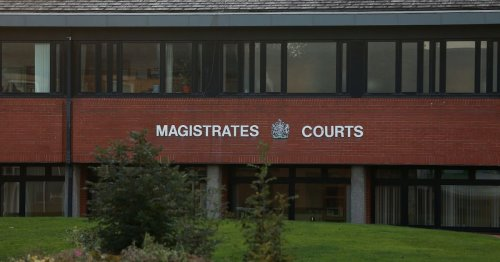 Dudley woman avoids jail after being caught with hunting knife on A19