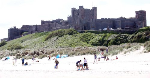 Bamburgh named best place for a seaside holiday in the UK
