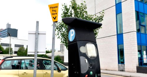 Free parking pledge for NHS staff but some workers still forced to pay