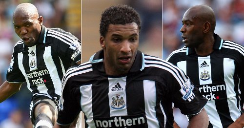 What happened to the first Newcastle United transfers of the Ashley era