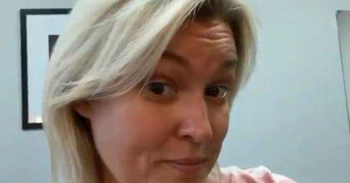 Strictly's Sara Davies has dress drama hours before live show