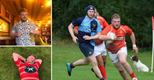 'Irreplaceable' former Teesside rugby ace dies aged just 22