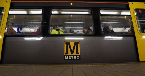 Metro services suspended due to 'police incident'