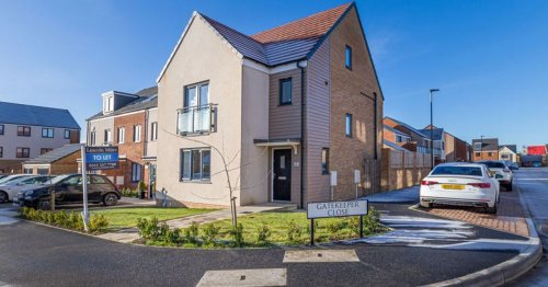 The seven most viewed Newcastle properties on Zoopla in March