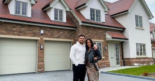 The luxurious multi-million pound homes where North East celebrities live