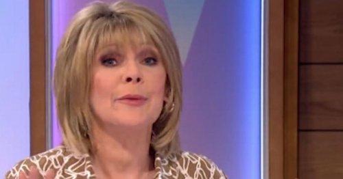 Host Ruth Langsford brings Loose Women to halt as panel clash