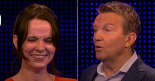 Bradley Walsh dumbfounded by 'answer of the century' on The Chase