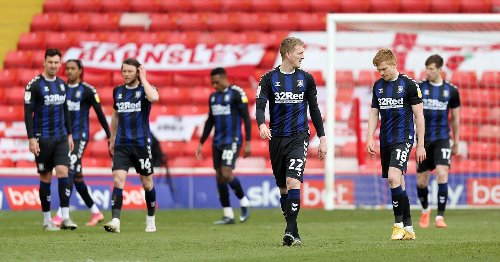 A sorry three-month turnaround for Boro compared to Barnsley