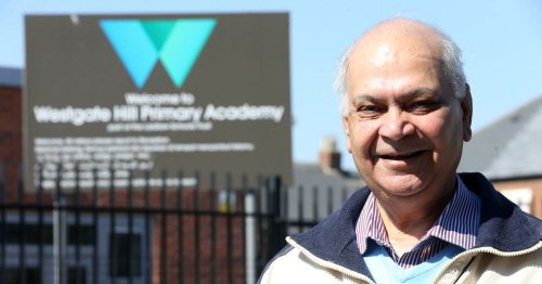 First Asian teacher in Newcastle who helped children from different backgrounds