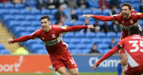 Three wins in three for Boro as Payero nets first for the club