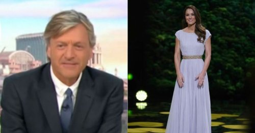 Richard Madeley under fire for 'personal' Kate remark on GMB