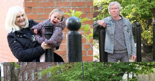 Police called to furious Jesmond clash over bollard removal