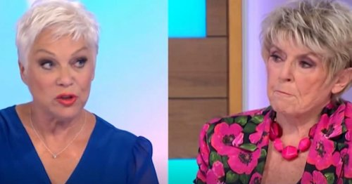 Denise Welch infuriated as tempers flare in Loose Women Covid row
