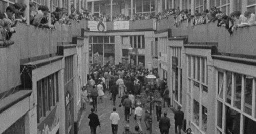 Tyneside in 1967: From Handyside Arcade to the Tyne Tunnel in 10 photographs