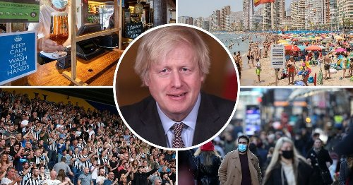 Boris Johnson to pull the plug on June 21 unlocking as cases surge - updates