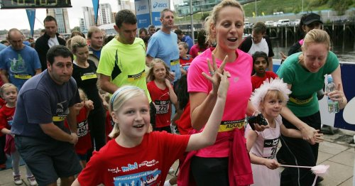 Check out our 10 photos from the Junior and Mini Great North Runs of 2011
