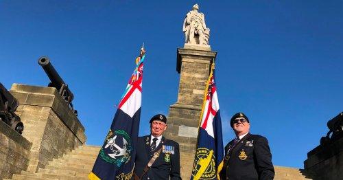 Celebration held to remember Battle of Trafalgar hero Lord Admiral Collingwood