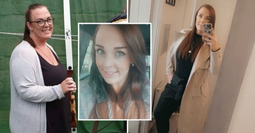Mum told Covid could kill her sheds 6st and shares incredible journey on TikTok