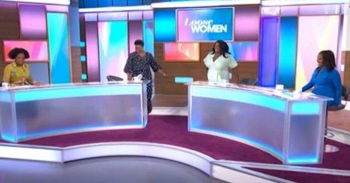 Upset Loose Women viewers sickened by racist reactions to panel