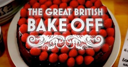 Who the little girl in the Great British Bake Off opening credits is
