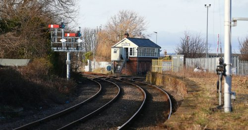 Northumberland rail line is being cut before work has even begun