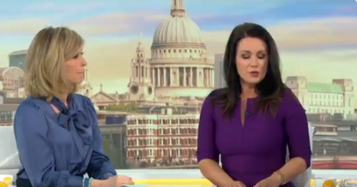 GMB viewers delight over 'best combination' presenting show