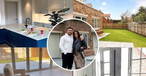Vicky Pattison shares first look inside huge new home down south