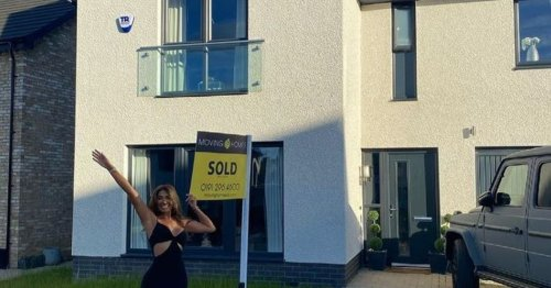 Chloe Ferry sells Backworth home as she gets set for £1m move