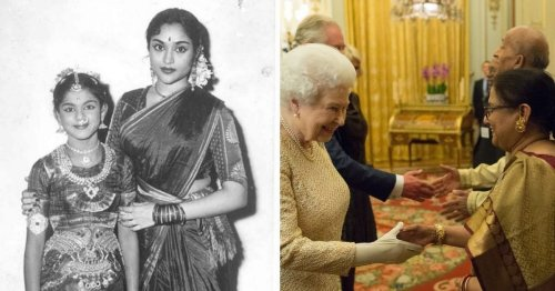 The Indian dancer who dedicated her life to teach dance for 25 years