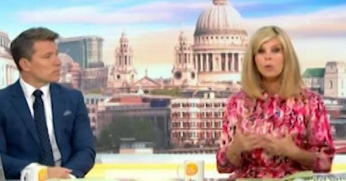 Kate Garraway's husband facing 'more issues' with Covid battle