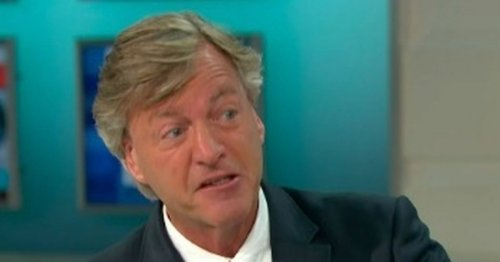 Wedding rules uncertainty 'really screwed up' Richard Madeley's son