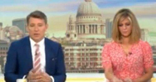 Ben Shephard slams Prince Harry for 'pointing finger' at Charles