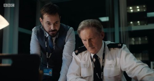 Spelling mistake heightens fan suspicions over Line of Duty H