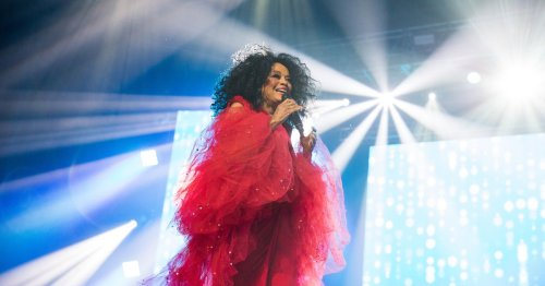 Diana Ross announces concert at Durham County Cricket Club in Chester-le-Street