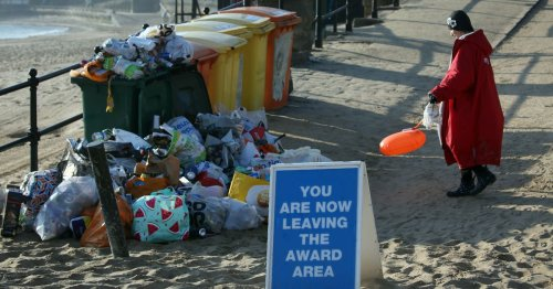 How you can support the Million Mile Beach Clean to keep your coastline tidy