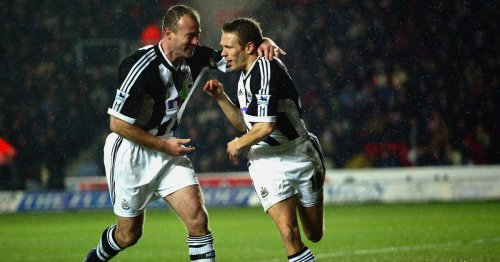Alan Shearer opens up on his partnership with Craig Bellamy at Newcastle