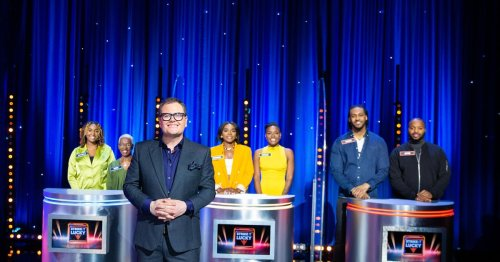 Alan Carr's Epic Gameshow hit by 200 complaints to Ofcom